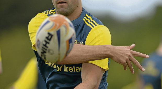 Conor Murray has been identified as a target for French and English sides
