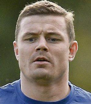 Brian O'Driscoll won't be risked unless he is fully recovered from his calf strain injury