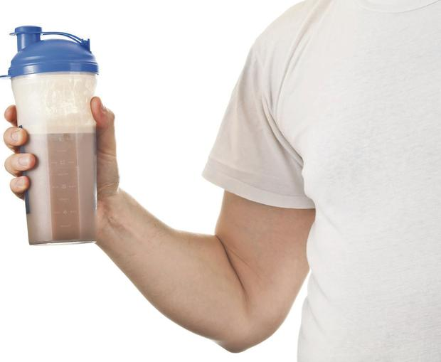 There are real dangers with using supplements at schools level. Picture posed by model