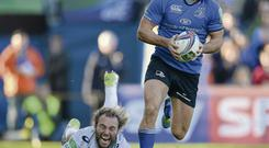 Dave Kearney returns to the Leinster team following his injury