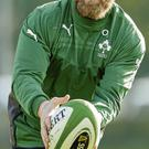 Gordon D'Arcy should be the choice to team up with Brian O'Driscoll in the centre