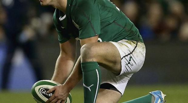 Johnny Sexton has been declared fit to face the Italians.