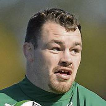 8 - Cian Healy - back to his abrasive best