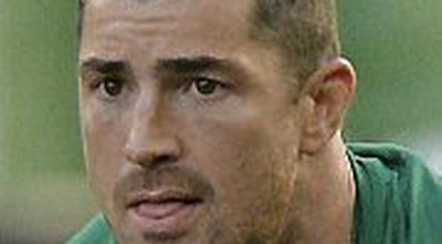 9 - Rob Kearney - his best game in a green jersey for some time