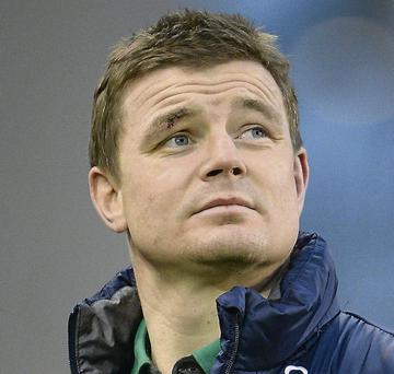 Brian O'Driscoll back in the Leinster side to face Northampton