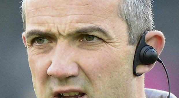 Conor O'Shea: delighted
