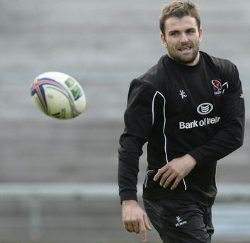 Jared Payne will become eligible to play for Ireland next November, but for now, the New Zealander's focus is completely on Ulster