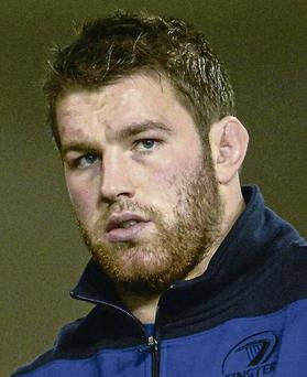 Sean O'Brien is looking forward to the start of the new rugby season.