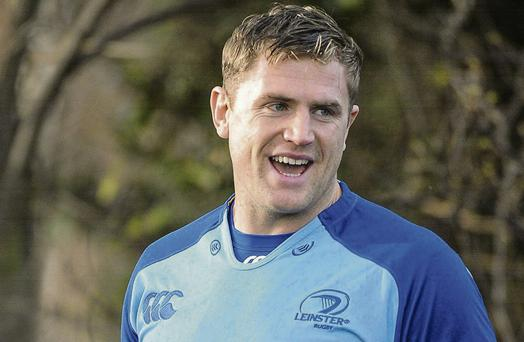 Jamie Heaslip has signed a deal until June 2017.