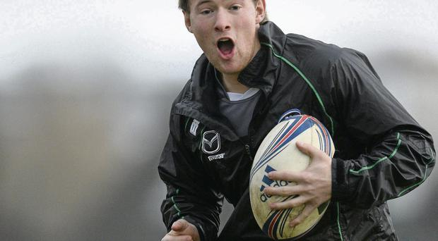 Connacht scrum-half Kieran Marmion has become a key player for the province this season
