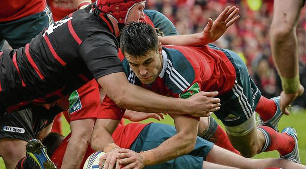 Conor Murray - Munster