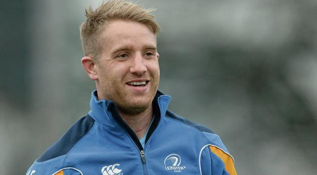 Luke Fitzgerald makes his first start for Leinster since last March.