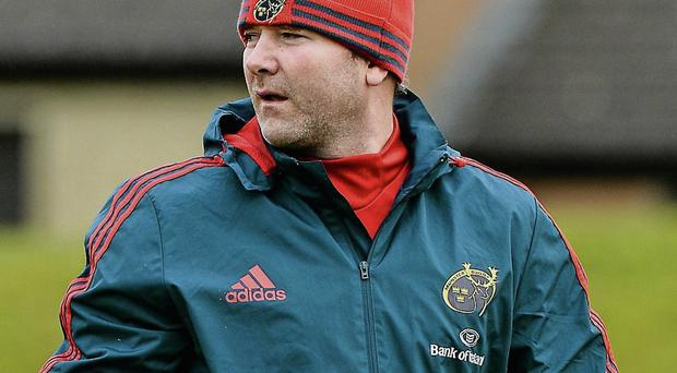 Anthony Foley has played down comments made by Rob Penney ahead of Leinster clash.