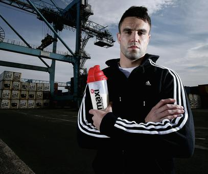 Munster and Ireland scrum-half Conor Murray