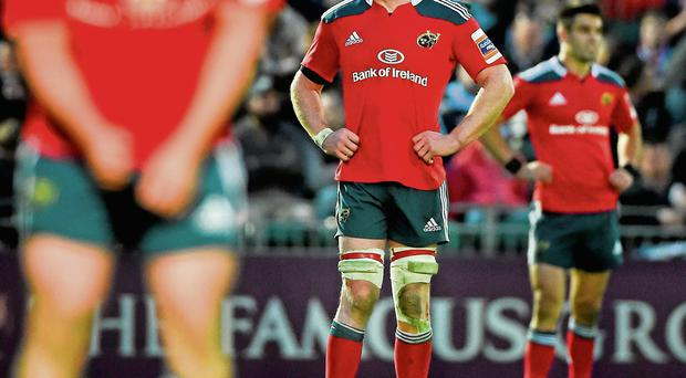 Would Munster miss Paul O'Connell more than Leinster will miss Brian O'Driscoll?