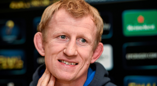 Newly appointed Leinster head coach Leo Cullen
