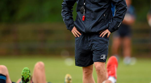 Leinster's Head of Fitness Daniel Tobin