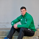 Rob Henshaw - He's got all the attributes to be a star and he's coping really well with the amount of pressure that's now on his shoulders (Sportsfile)
