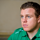 Over the course of the Six Nations, Sean Cronin is likely to make a little piece of history he's not quite sure he wants (Brendan Moran / SPORTSFILE)