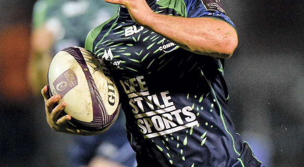 Caolin Blade is delighted to have been offered a development contract (Matt Browne / SPORTSFILE)