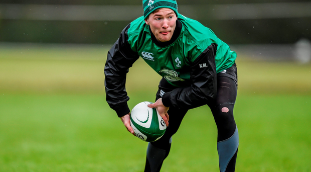 Kieran Marmion has been knocking on the door of the international team for some time