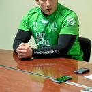 Denis Buckley's main focus is on nailing down the Connacht No 1 jersey