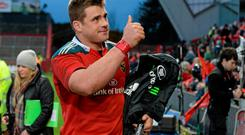 CJ Stander has signed a new two year deal with Munster.