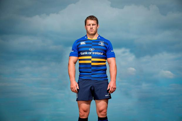 Leinster and Ireland rugby star Sean O'Brien