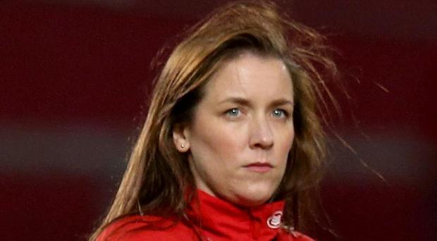 Munster's communications chief Fiona Murphy