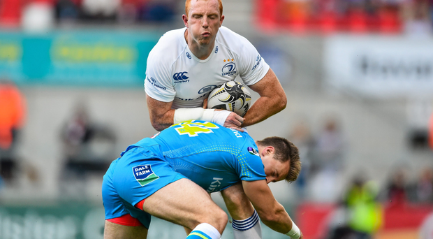 'All the hard work of the last seven weeks paid off last Friday when we got a tough win against Ulster,' says winger Darragh Fanning