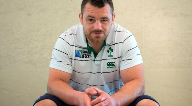 Cian Healy has made the most of his time on the injured list by studying his weaknesses in the video analysis room