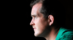 Devin Toner will know that he must seize his chance if he gets an opportunity against Romania