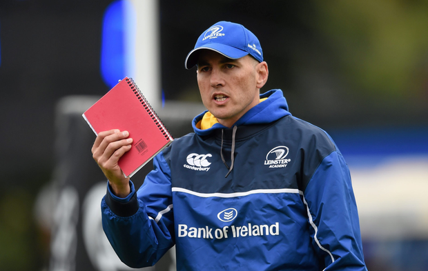 Having made huge strides coaching with Academy and Emerging Ireland, Girvan Dempsey has a great understanding with young talents
