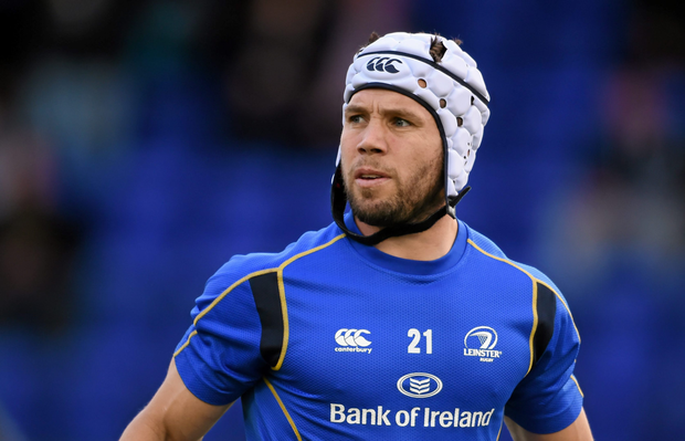 Isaac Boss believes the performance against the Scarlets will offer an early-season litmus test for Leinster