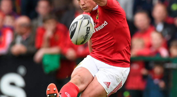 Ian Keatley: Scored try and five conversion