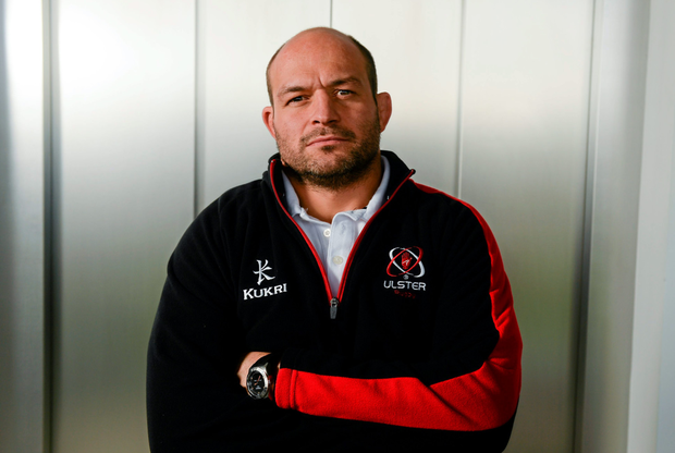 Rory Best has signed a two-year deal with Ulster