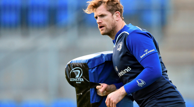 Jamie Heaslip is among those Leinster players whose experience will be crucial