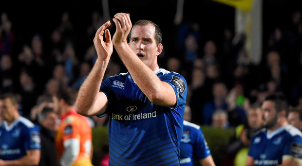 Devin Toner believes Leinster must concentrate on little details with a six-day turnaround. Picture: Sportsfile