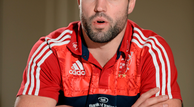 Conor Murray believes Munster can come through their current difficulties. Photo: Sportsfile