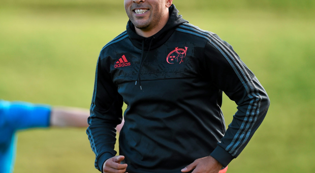 Zebo: Can provide the inspiration Photo: Sportsfile
