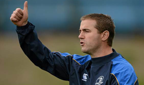John Bagnall, Leinster Rugby Coach Development Officer