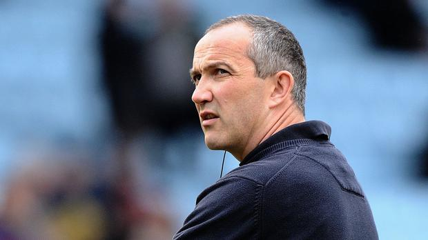 Tonight, Conor O'Shea welcomes Bernard Jackman's Grenoble to Harlequins' Stoop. Photo: PA