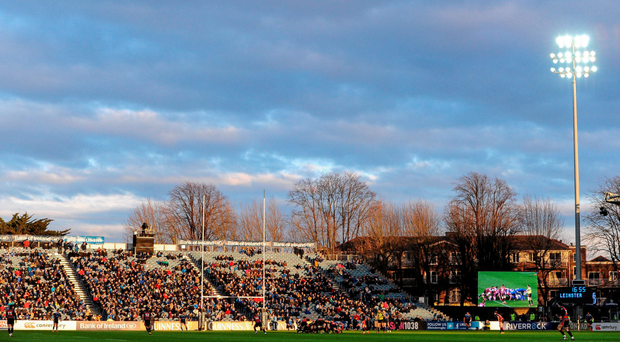 A general view of the RDS Arena (SPORTSFILE)