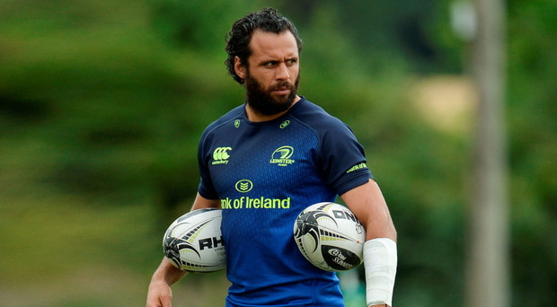 Isa Nacewa is looking forward to the impact that Jamison Gibson-Park will have on Leinster as he has been 'buzzing' at training since his arrival from the Hurricanes Picture: Sportsfile