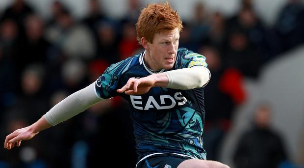 Rhys Patchell recently signed for Parc Y Scarlets Photo: PA News