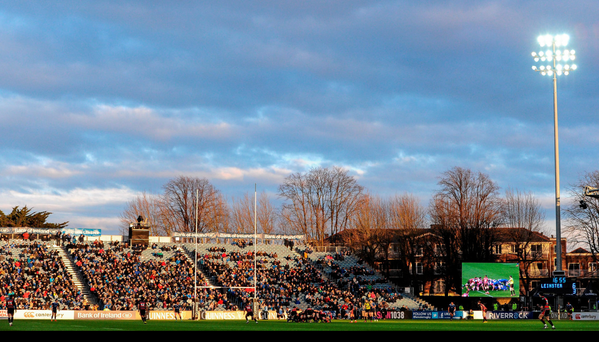 The plan involves the demolition of the existing 1930s Anglesea Road Stand and its replacement with a new stand to accommodate 6,841 fans (SPORTSFILE)