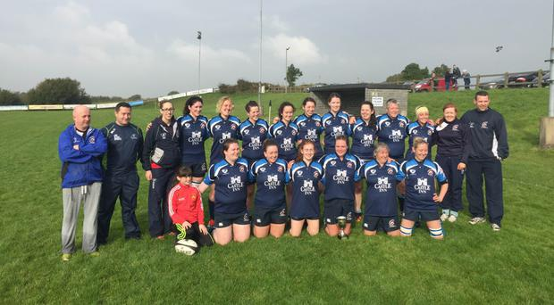 Castlebar (pictured) beat Galwegians 2ndXV 35-12 in the Connacht 10-a-side Invitational Cup