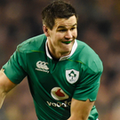 Johnny Sexton is an injury worry for Ireland
