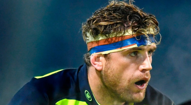 Jamie Heaslip and his team-mates will be glad of the rest after a hard test against Castres on the road last week. Photo: Sportsfile