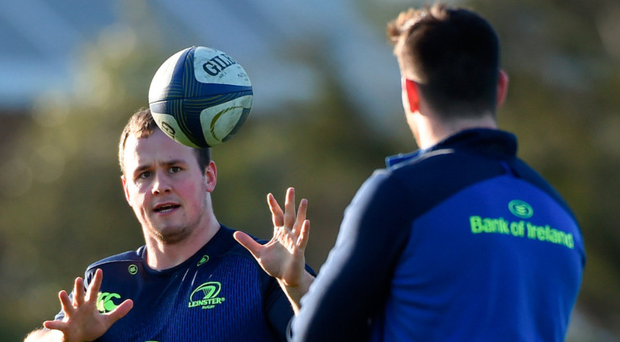 Ed Byrne pictured during squad training. Photo: Sportsfile
